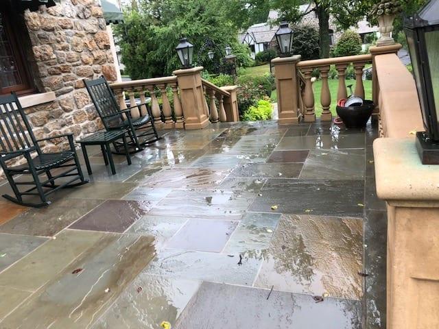 Pleasantville roof and house washing- patios, decks, siding, walkways